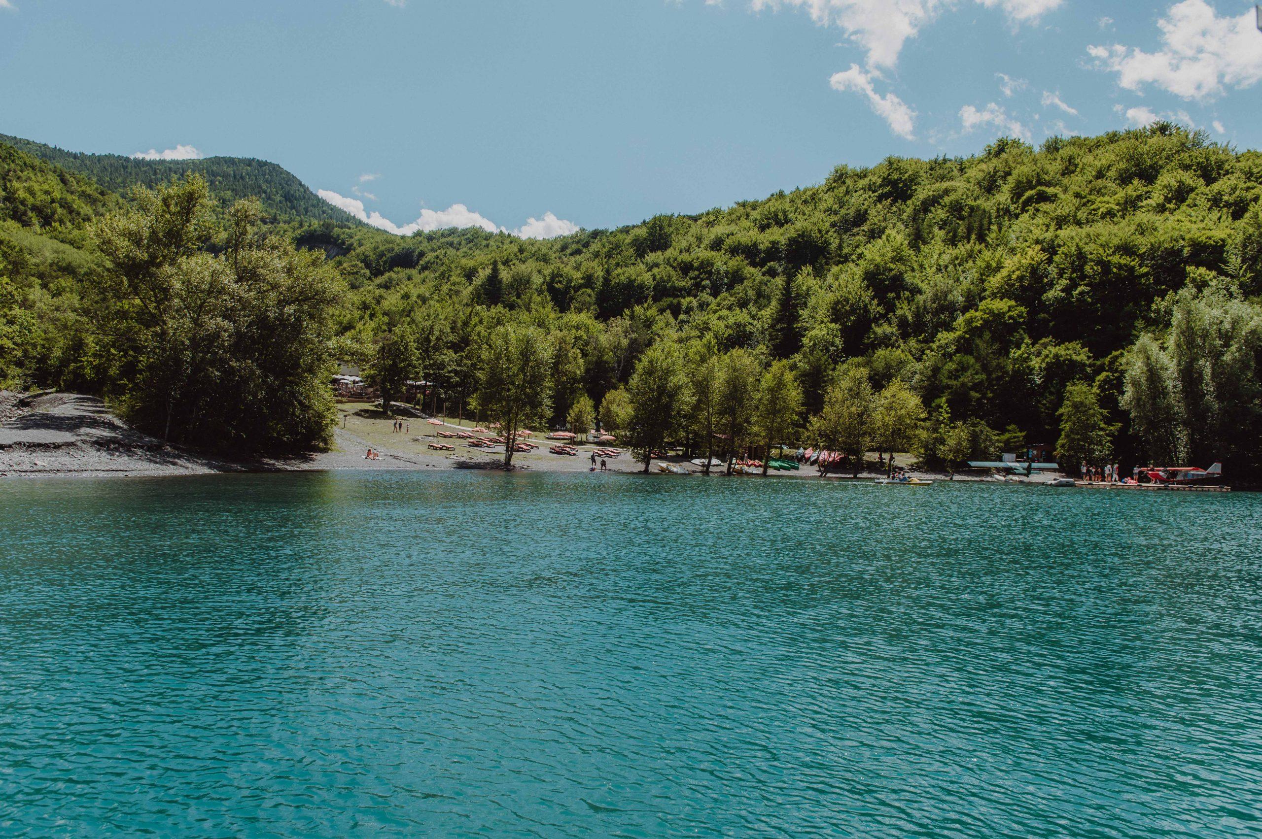 La paillote du lac baie de foreston